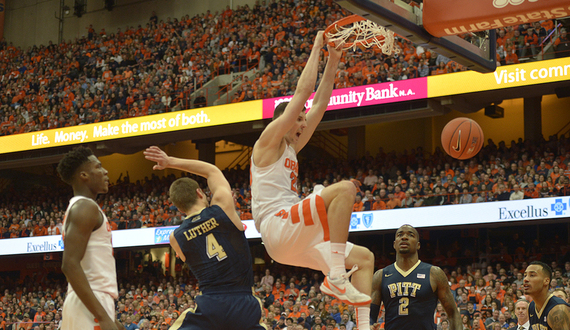 Tyler Lydon announces he will enter 2017 NBA Draft